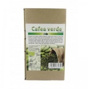 Cafea verde macinata - cu cofeina (250 grame), Deco Italia