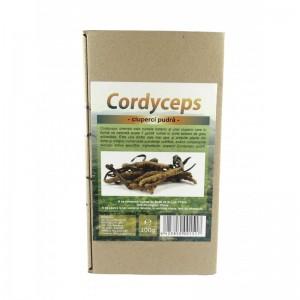 Ciuperci Cordyceps pudra (100 grame), Deco Italia