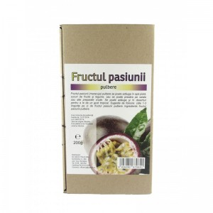 Fructul pasiunii pulbere (200 grame), Deco Italia