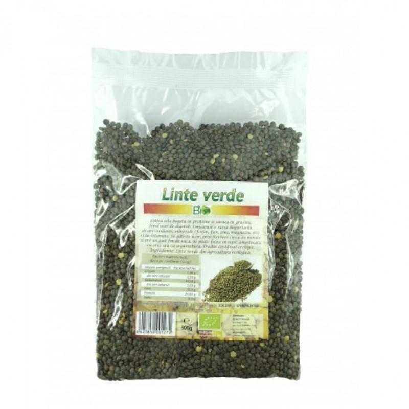 Linte verde (500 grame), Deco Italia