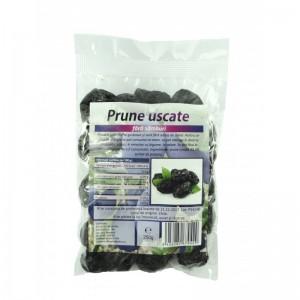 Prune mari uscate fara samburi (250 grame), Deco Italia