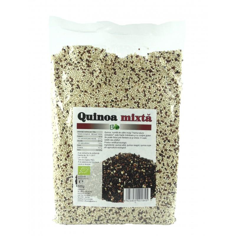 Quinoa mixta (500 grame), Deco Italia