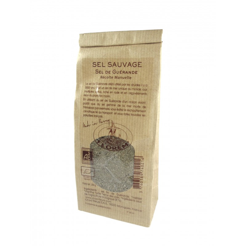 Sare oceanica cu 5 condimente (200 grame), Deco Italia