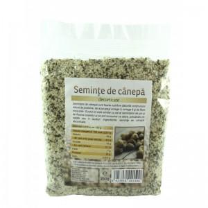 Seminte de canepa (250 grame), Deco Italia