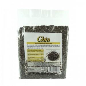 Seminte de chia bio (200 grame), Deco Italia