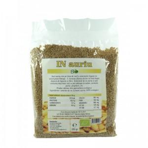 Seminte de in auriu (250 grame), Deco Italia