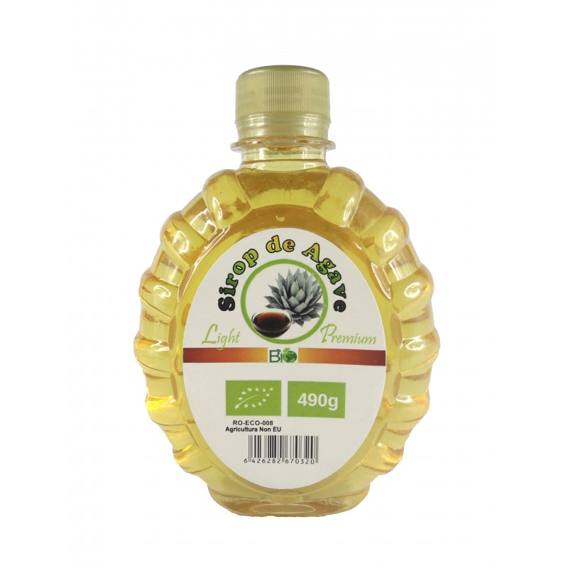 Sirop de agave light (480 grame), Deco Italia