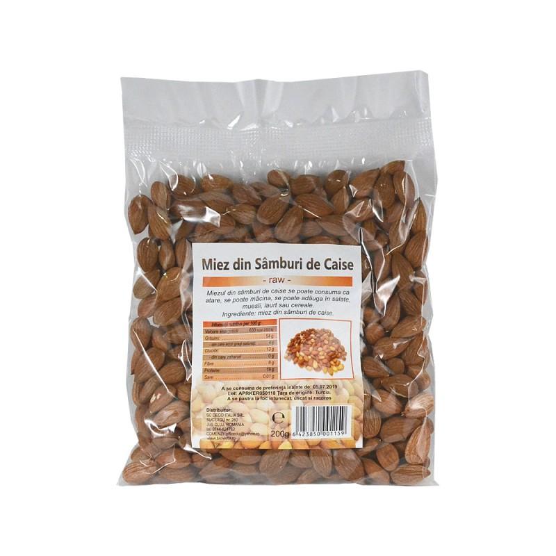 Miez samburi caise (200 grame), Deco Italia