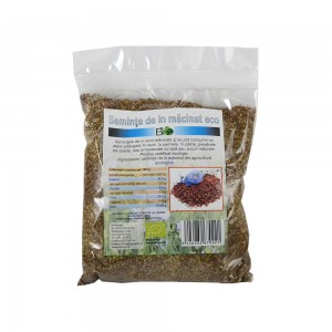Seminte de in macinat (250 grame), Deco Italia