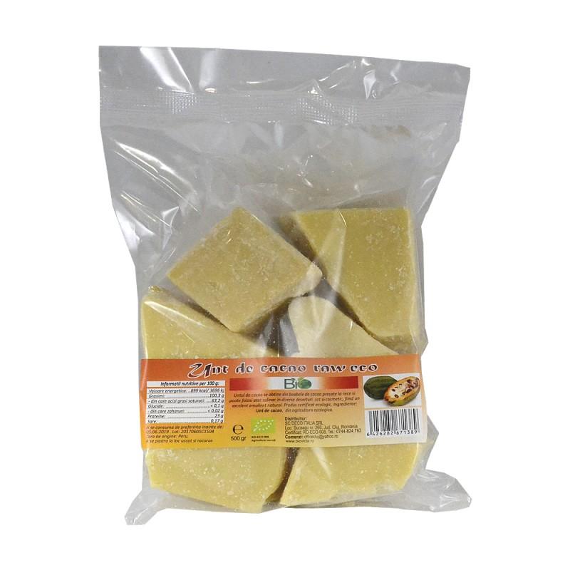 Unt de cacao (500 grame), Deco Italia