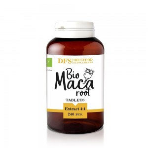 Bio Maca (240 tablete), Diet Food