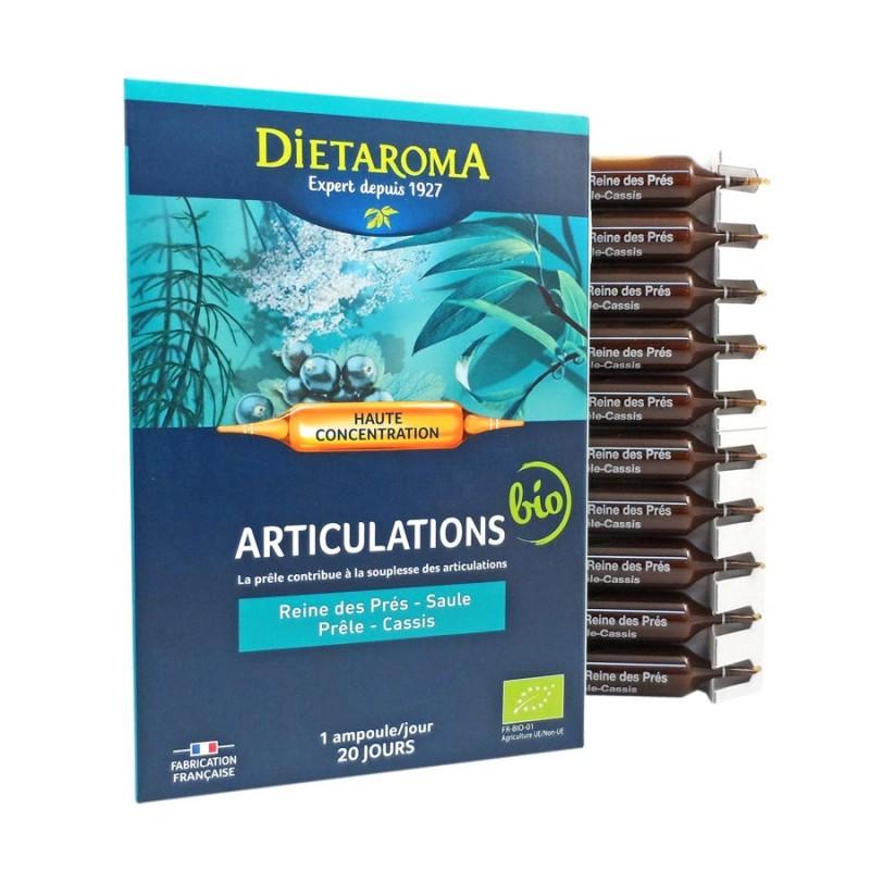 Articulations (20 fiole x 10 ml), Dietaroma