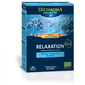 Relaxation (20 fiole x 10 ml), Dietaroma