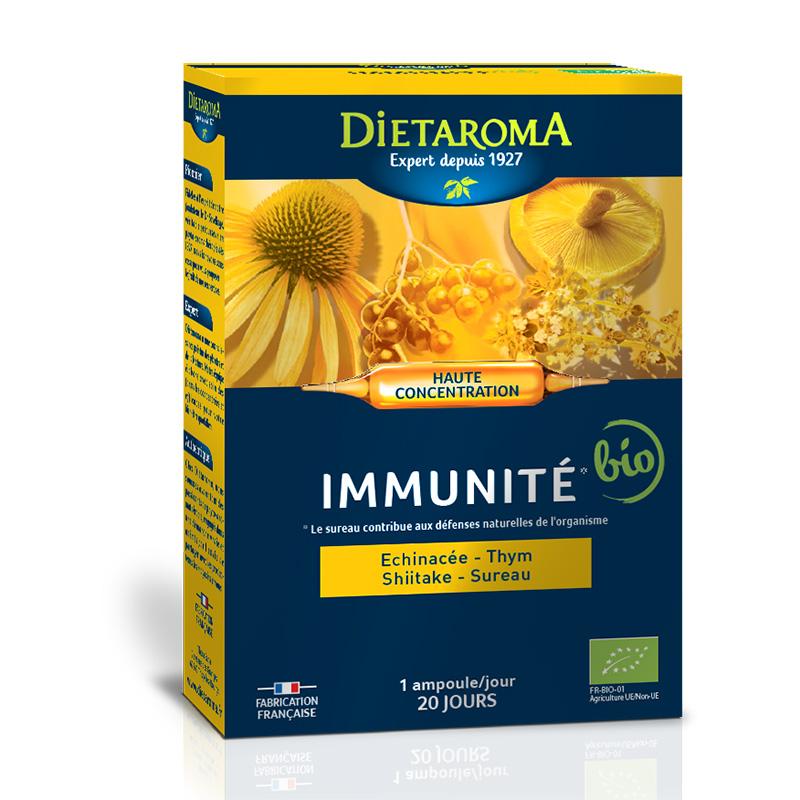 Immunite (20 fiole x 10 ml), Dietaroma