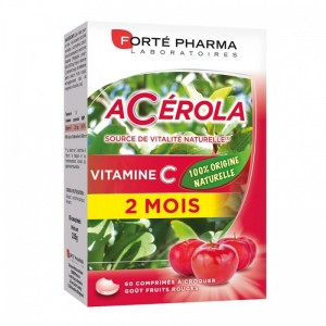 Acerola (60 tablete), Forte Pharma