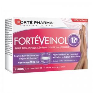 Forte Veinol picioare usoare (30 tablete), Forte Pharma