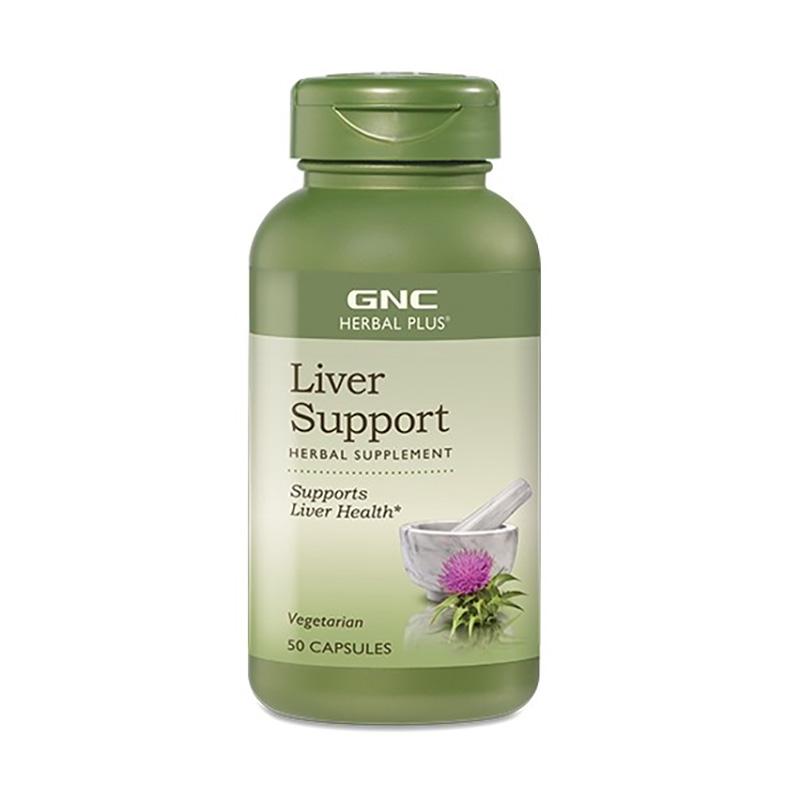 Protectie hepatica (50 capsule), GNC Herbal Plus