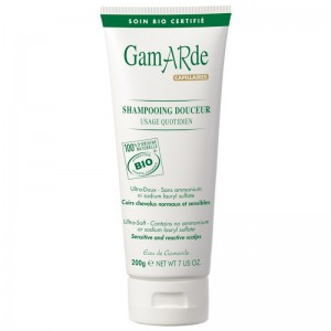 Sampon natural delicat Gamarde bio (200 ml)