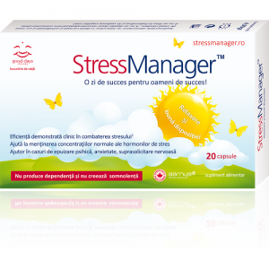 StressManager (20 capsule), Good Days Therapy