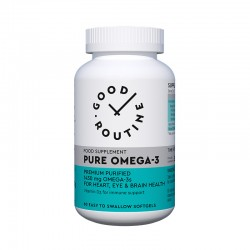 Pure Omega-3 (60 capsule moi), Good Routine