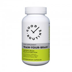 Train-Your-Brain (60 capsule vegetale), Good Routine