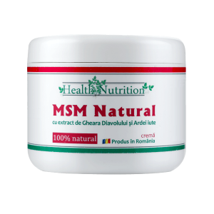MSM natural - crema (200 ml), Health Nutrition