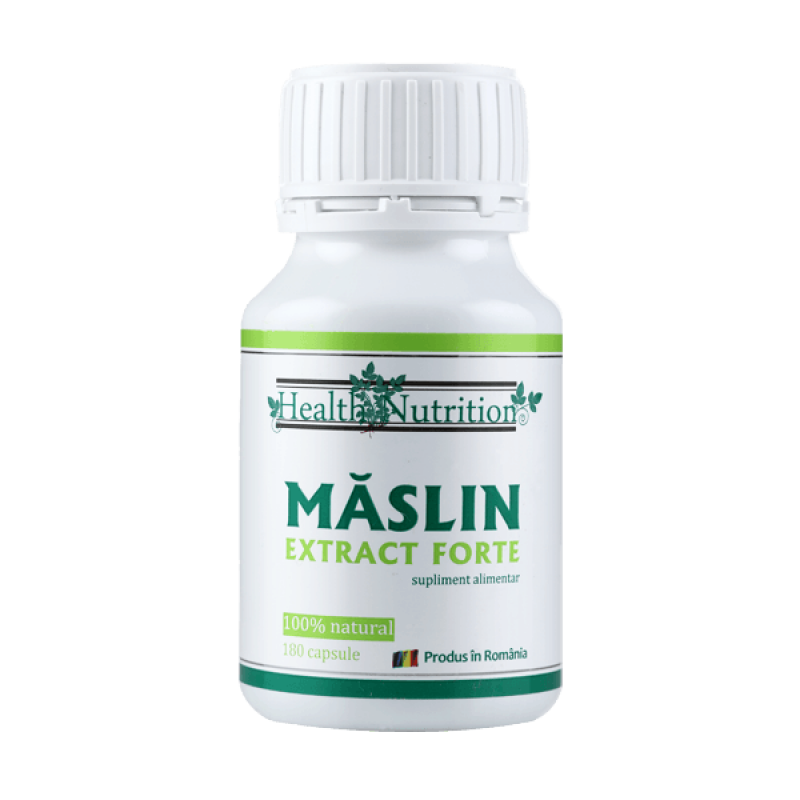 Maslin Extract Forte (180 capsule), Health Nutrition