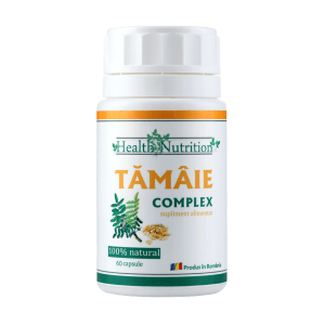 Tamaie extract 100% naturala (60 capsule), Health Nutrition