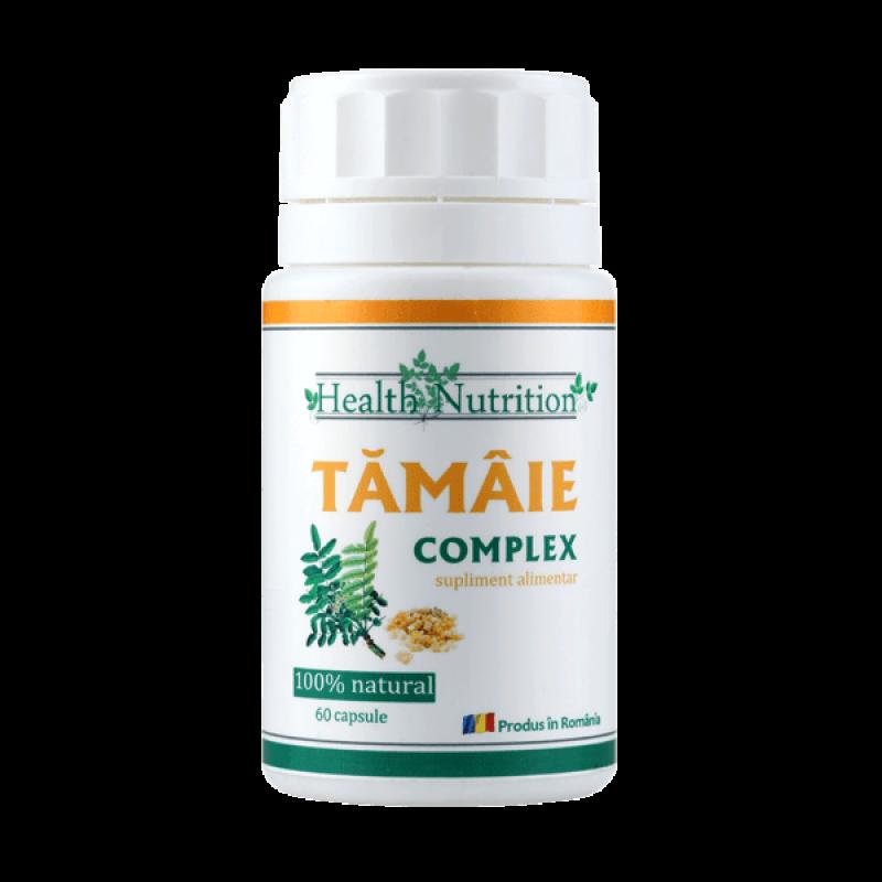 Tamaie extract 100% naturala (60 capsule), Health Nutrition