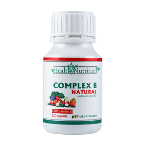 Complex B Natural (120 capsule), Health Nutrition