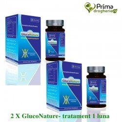 2 x GlucoNature ( 2 x 60 capsule), Heshoutang