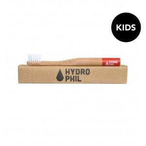 Periuta de dinti Copii (extra-soft) Rosie, Hydrophil