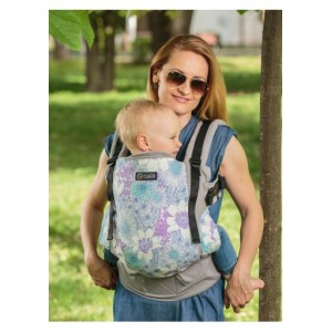 Marsupiu ISARA V3 Bloomingdale TODDLER
