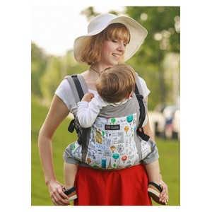 Marsupiu ISARA V3 Chic in Paris TODDLER