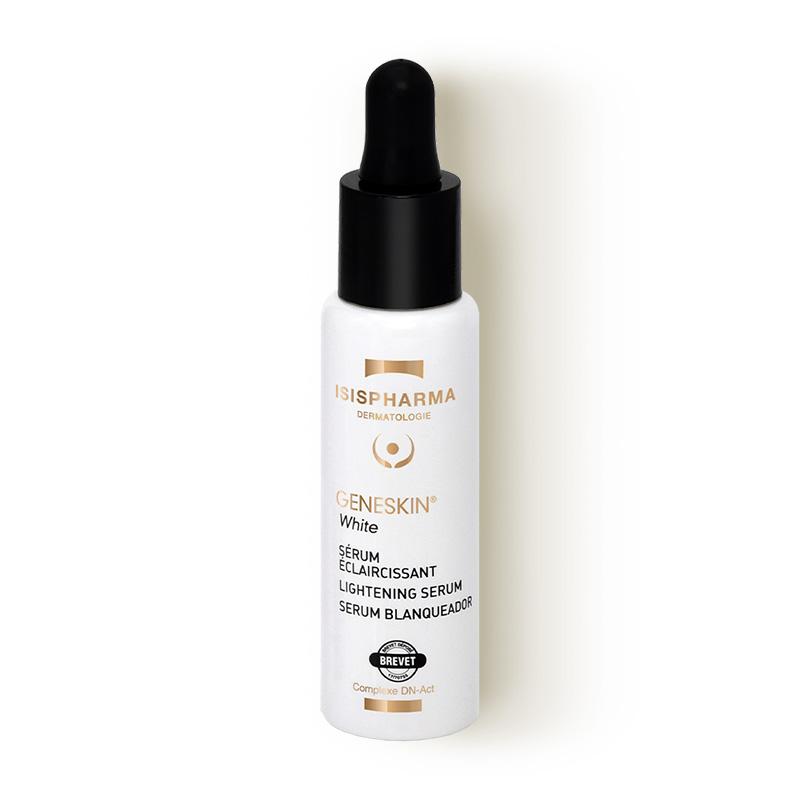 Geneskin White Ser depigmentant pentru luminozitatea pielii (28 ml), Isispharma