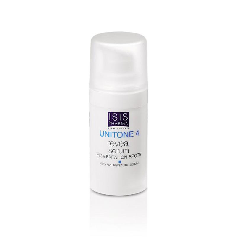 Unitone 4 Reveal Serum Ser intens depigmentant (15 ml), Isispharma