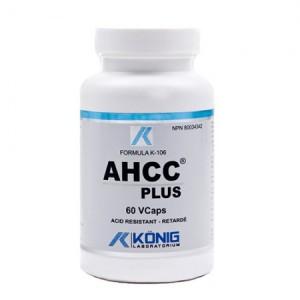 AHCC Plus (60 capsule), Konig Laboratorium