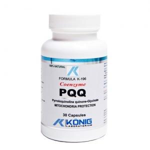 Coenzima PQQ 15 mg 30 (30 capsule)