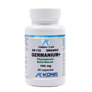 Germaniu Organic GE-132 (60 capsule)