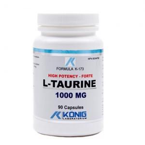 L-Taurina Forte 1000 mg (90 capsule)