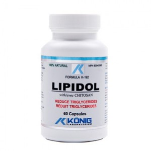 Lipidol cu Chitosan (60 capsule)