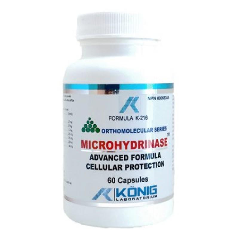 Microhidrinaza (Microhydrinase) (60 capsule)