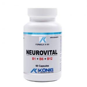 Neurovital Complex neuro-stimulant (60 capsule)
