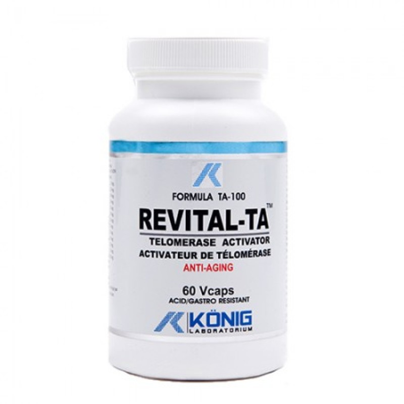 Revital-TA (60 capsule) Activator Telomeraza