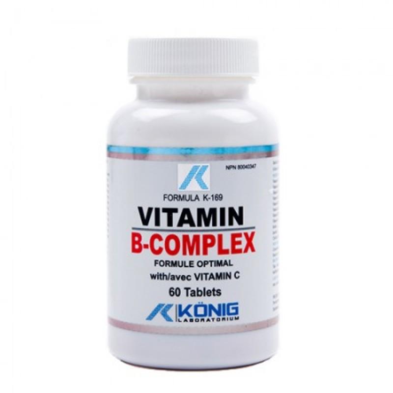Vitamina B Complex (60 tablete)