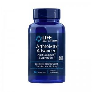 ArthroMax® Advanced with NT2 Collagen™ & AprèsFlex® ( 60 capsule), LIFEEXTENSION
