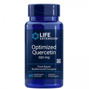 Optimised Quercetin 250 mg (60 capsule), LifeExtension