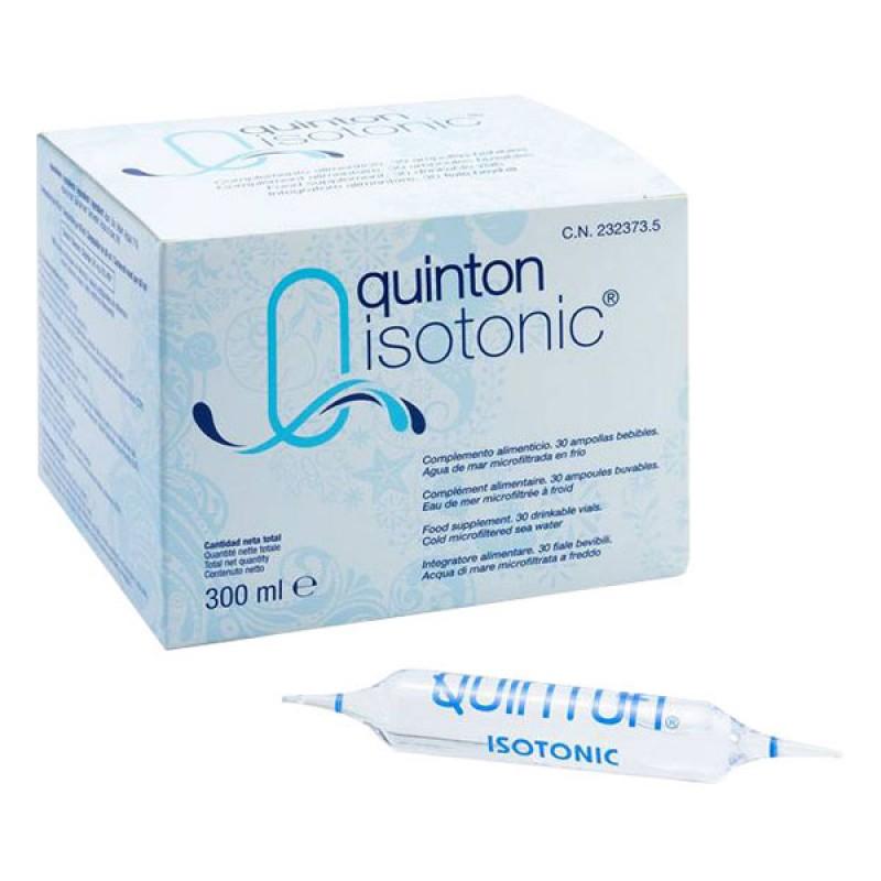 Quinton Izotonic (30 fiole x 10 ml), Laboratories Quinton