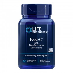 Fast C cu Bio Quercetin Phytosome (60 capsule), LifeExtension