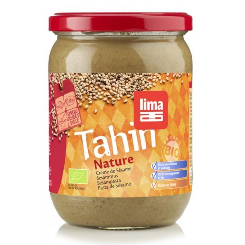 Tahini din susan integral bio (500 grame), Lima